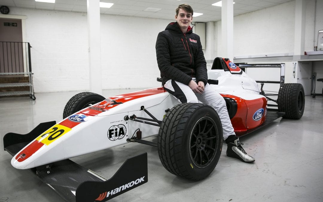 23 SEP FORTEC MOTORSPORT ADD CHRIS LULHAM FOR PENULTIMATE EVENT AT SILVERSTONE