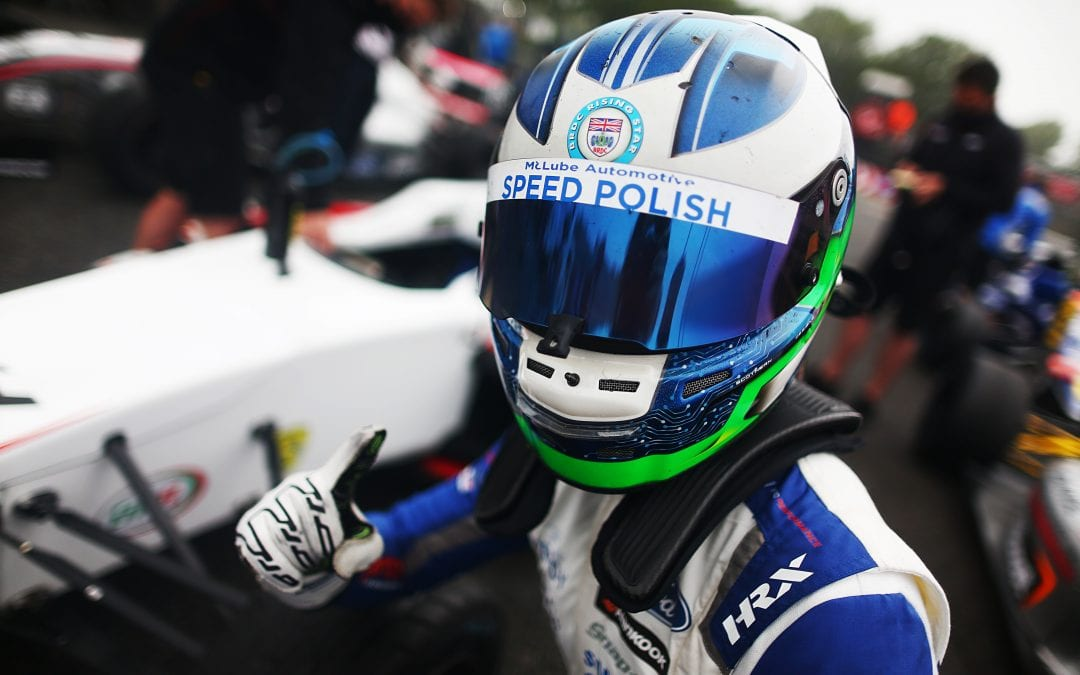 Fortec Motorsport conserve British F4 lead with Brands Hatch victory
