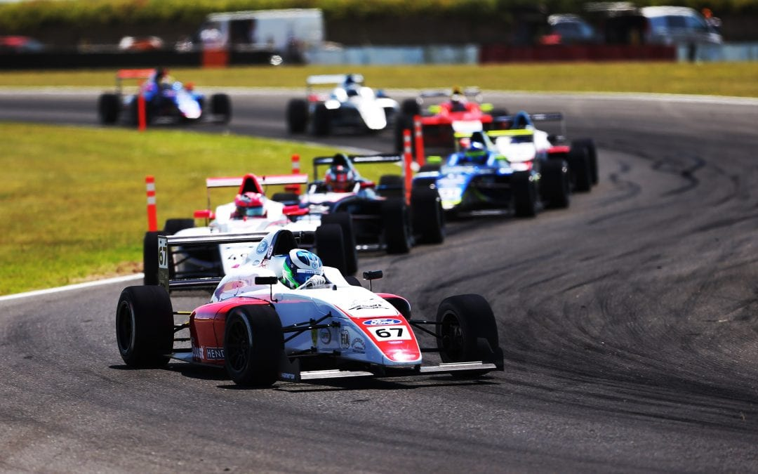 Fortec Motorsport boost championship lead on tough weekend at Snetterton