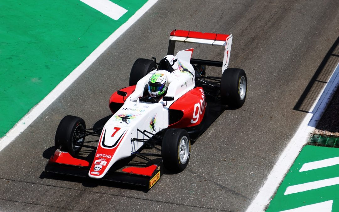 Fortec Motorsport look to continue forward momentum in British F3 at Donington Park
