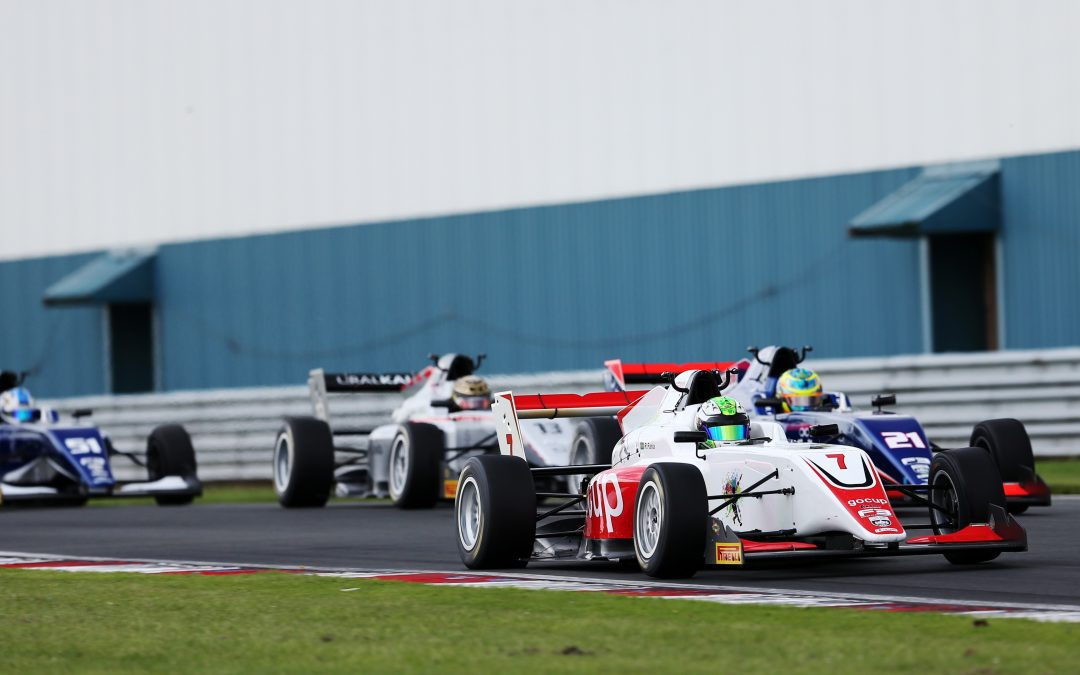Fortec Motorsport aim to finish on a high at GB3 Championship season finale